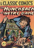 Classics Illustrated 018 Hunchback of Notre Dame (1944) 1B