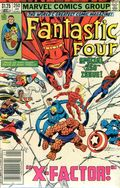 Fantastic Four (1961 1st Series) Canadian Price Variant 250