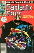 Fantastic Four (1961 1st Series) Canadian Price Variant 254