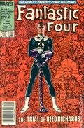 Fantastic Four (1961 1st Series) Canadian Price Variant 262