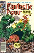 Fantastic Four (1961 1st Series) Canadian Price Variant 264