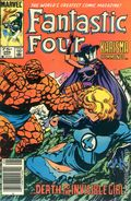 Fantastic Four (1961 1st Series) Canadian Price Variant 266