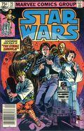 Star Wars (1977 Marvel) Canadian Price Variant 70