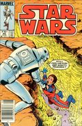 Star Wars (1977 Marvel) Canadian Price Variant 86