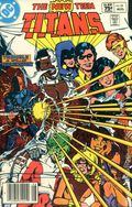 New Teen Titans (1980) (Tales of ...) Canadian Price Variant 34
