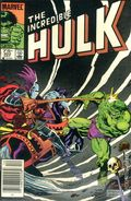 Incredible Hulk (1962-1999 1st Series) Canadian Price Variant 302