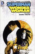 Superman/Wonder Woman HC (2014-2016 DC The New 52) 4-1ST