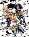 Danger Girl Permission to Thrill Coloring Book SC (2016 IDW) 1-1ST