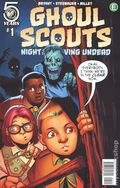 Ghoul Scouts Night of the Unliving Undead (2016) 1B