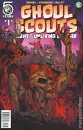 Ghoul Scouts Night of the Unliving Undead (2016) 1C