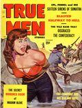 True Men Stories Magazine (1956-1974 Feature/Stanley) Vol. 3 #2