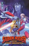 Saber Rider and The Star Sheriffs (2016 Lion Forge) 4