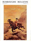 Burroughs Bulletin (1990 Burroughs Bibliophiles) New Series Fanzine 27