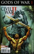Civil War II Gods of War (2016) 1A
