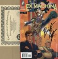 Ex Machina (2004-2010 DC/Wildstorm) 1DF.SIGNED