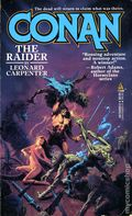 Conan The Raider PB (1987 Tor Novel) 1-1ST