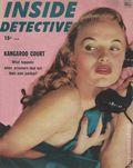 Inside Detective (1935-1995 MacFadden/Dell/Exposed/RGH) Vol. 8 #37