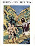 Burroughs Bulletin (1990 Burroughs Bibliophiles) New Series Fanzine 38