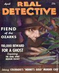 Real Detective (1931-1957 Sensation) True Crime Magazine Vol. 40 #2