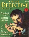 True Detective (1924-1995 MacFadden) True Crime Magazine Vol. 13 #1