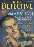 True Detective (1924-1995 MacFadden) True Crime Magazine Vol. 14 #4