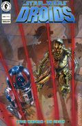 Star Wars Droids: Rebellion TPB (1996 Boxtree) 1-1ST