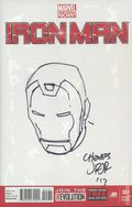 Iron Man (2012 5th Series) 1G.SKETCH