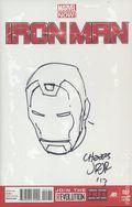 Iron Man (2012 5th Series) 1G.SKETCH