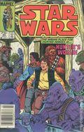 Star Wars (1977 Marvel) Canadian Price Variant 85