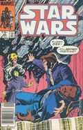 Star Wars (1977 Marvel) Canadian Price Variant 99