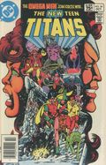 New Teen Titans (1980) (Tales of ...) Canadian Price Variant 24