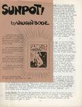 Bode Bulletin (1971) fanzine 3