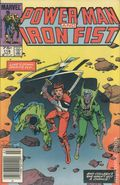 Power Man and Iron Fist (1972 Hero for Hire) Canadian Price Variant 118