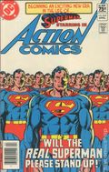 Action Comics (1938 DC) Canadian Price Variant 542