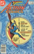 Action Comics (1938 DC) Canadian Price Variant 551