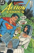Action Comics (1938 DC) Canadian Price Variant 567