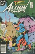 Action Comics (1938 DC) Canadian Price Variant 579