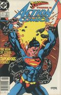 Action Comics (1938 DC) Canadian Price Variant 580