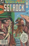 Sgt. Rock (1977) Canadian Price Variant 379