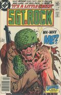 Sgt. Rock (1977) Canadian Price Variant 380