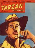 Tarzan Adventures (UK 1953-1959 Westworld Publications) Vol. 9 #20