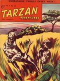 Tarzan Adventures (UK 1953-1959 Westworld Publications) Vol. 9 #22