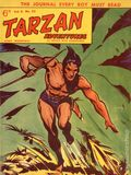 Tarzan Adventures (UK 1953-1959 Westworld Publications) Vol. 9 #23