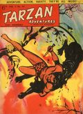 Tarzan Adventures (UK 1953-1959 Westworld Publications) Vol. 7 #50