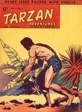 Tarzan Adventures (UK 1953-1959 Westworld Publications) Vol. 9 #1