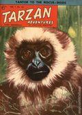 Tarzan Adventures (UK 1953-1959 Westworld Publications) Vol. 7 #24