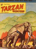 Tarzan Adventures (1953 Westworld) UK Vol. 9 #6