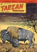 Tarzan Adventures (UK 1953-1959 Westworld Publications) Vol. 7 #20