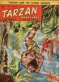 Tarzan Adventures (UK 1953-1959 Westworld Publications) Vol. 7 #25