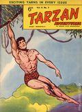 Tarzan Adventures (UK 1953-1959 Westworld Publications) Vol. 9 #3